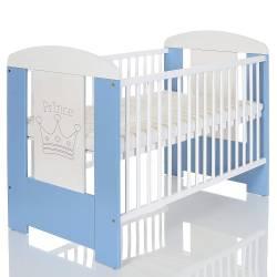 Lit Bébé à barreaux 120x60...